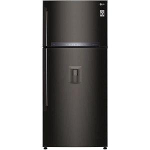RÉFRIGÉRATEUR CLASSIQUE LG - GTF7850BL - Réfrigerateur congélateur 2 porte
