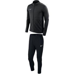 Ensemble de vêtements Survêtement Nike Park 18 noir enfant