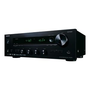 AMPLIFICATEUR HIFI ONKYO TX-8270 Ampli-Tuner stéréo réseau - Noir