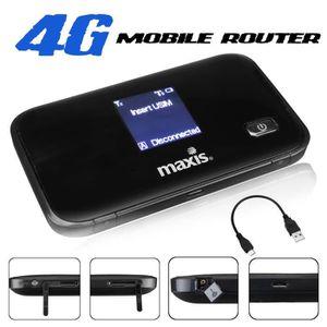 MODEM - ROUTEUR MF93d Routeur mobile 4G WiFi Portable WIFI802.11b