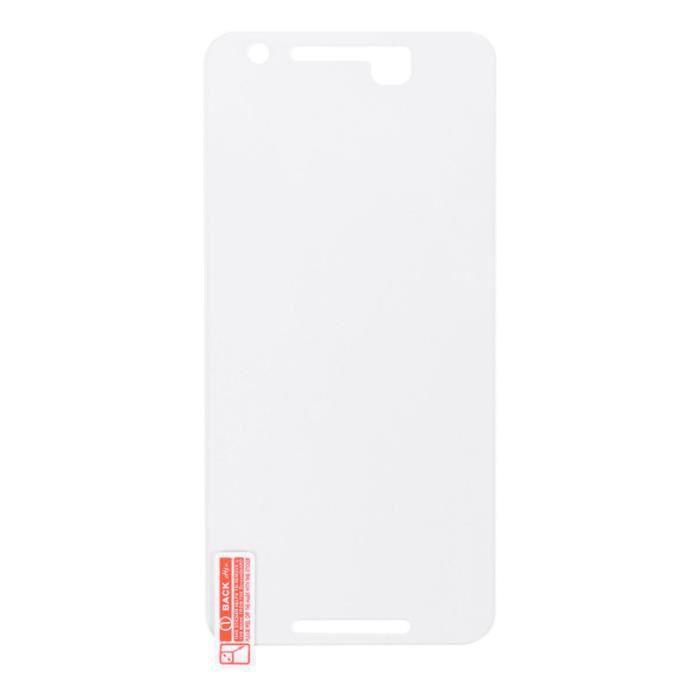 Film de verre trempé anti-pénétration HD anti-reflet transparent anti-empreintes digitales Protecteur d'écran emballage pour Nexus 6