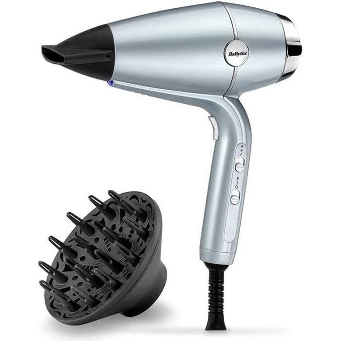 Sèche-cheveux BABYLISS Hydro Fusion D773DE