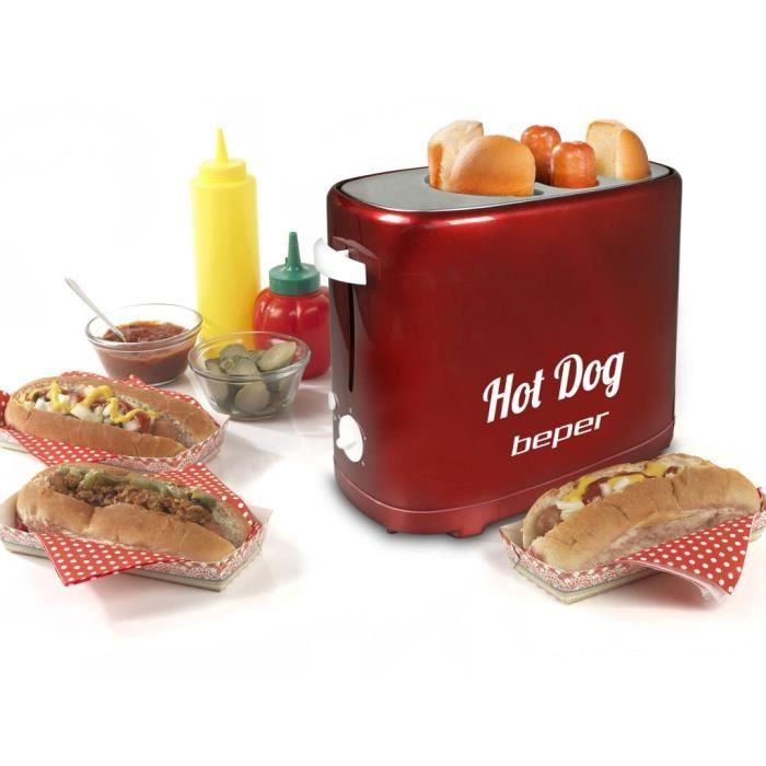 BEPER - Machine à Hot Dog