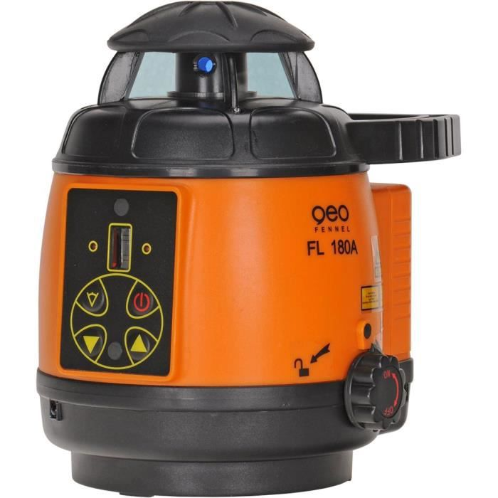 Laser rotatif automatique Geo-Fennel FL 180A