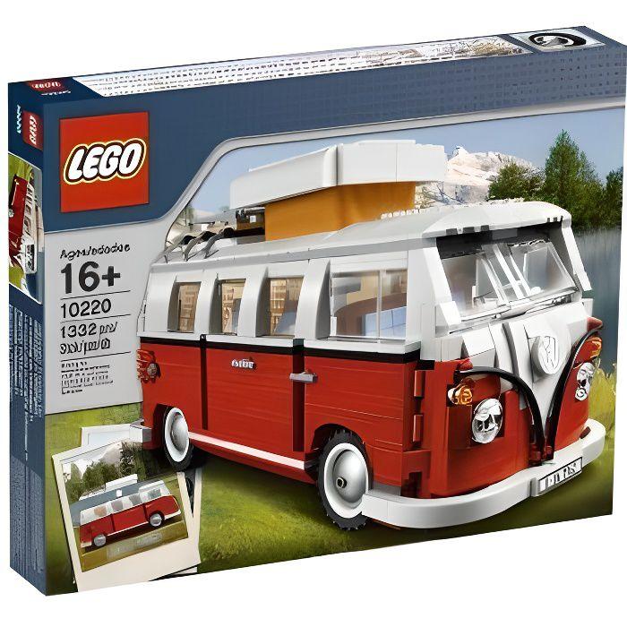 LEGO CREATOR - 10220 - JEU DE CONSTRUCTION - LE…