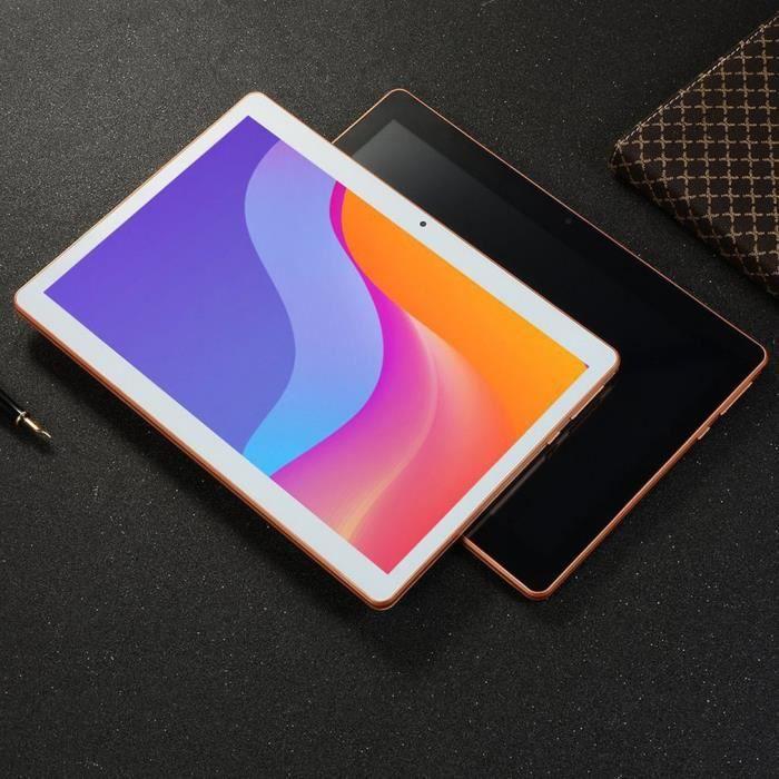 1+16G tablette de jeu de 10,1 pouces PC Android 8.0 GPS à dix cœurs WIFI Noir