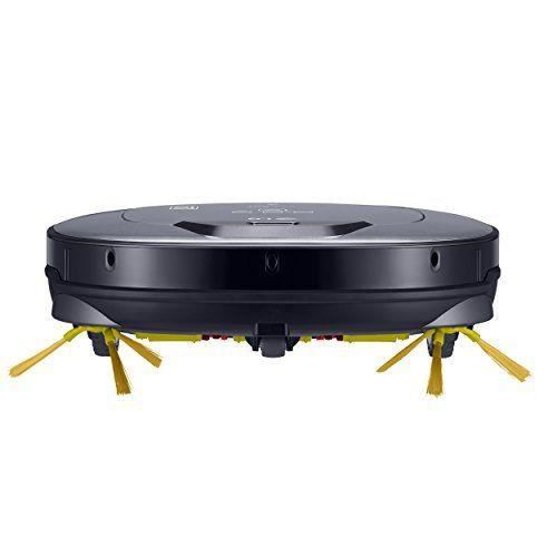 LG Electronics-Turbo S10 Hombot Aspirateur Robot gris Titane