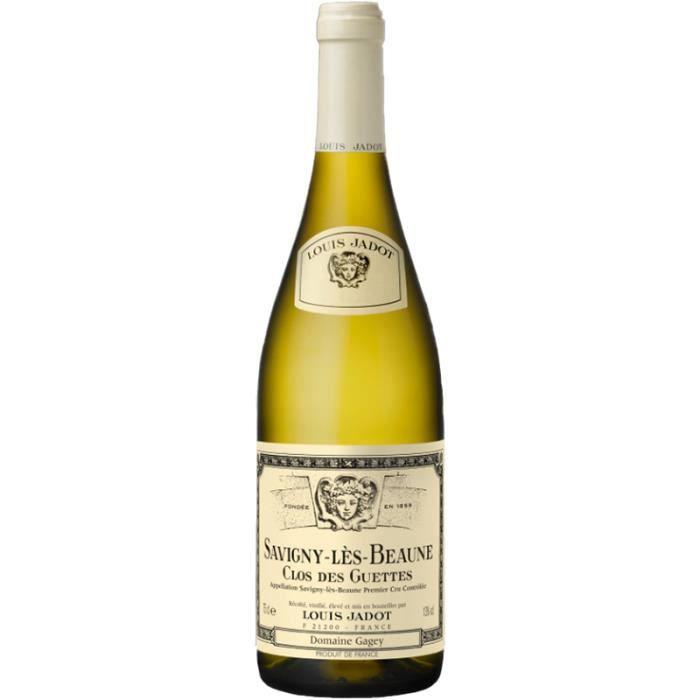 Louis Jadot - Savigny-Lès-Beaune - Clos des Guettes - Blanc - 2018 - 75cl
