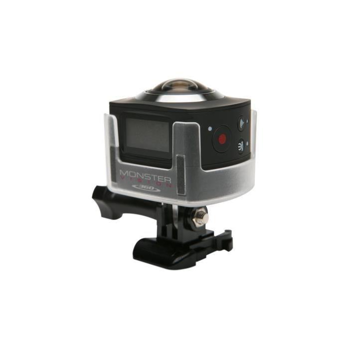 Caméra 360° MONSTER Vision 360