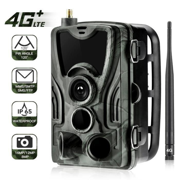 CORNE DE CHASSE 4G caméra de Surveillance de chasse de la faune ca