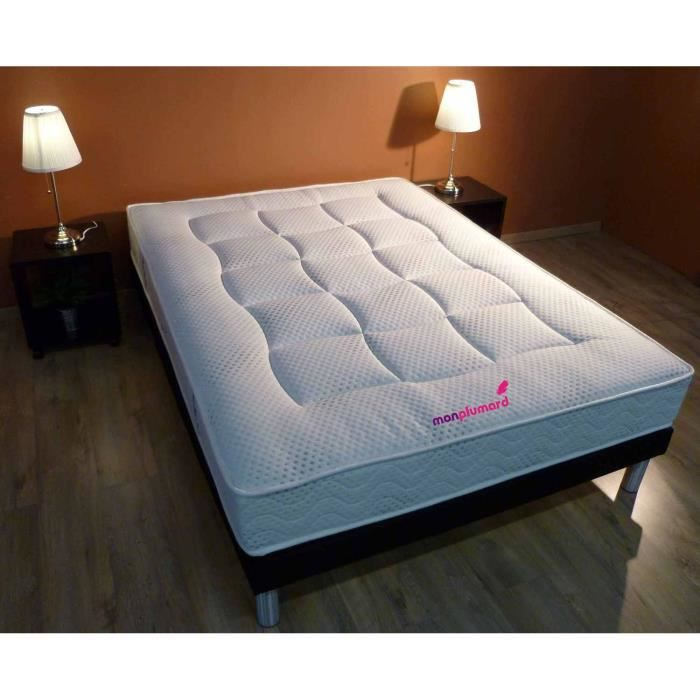 matelas ressort ensach s 160x200 reve achat vente matelas cdiscount. Black Bedroom Furniture Sets. Home Design Ideas