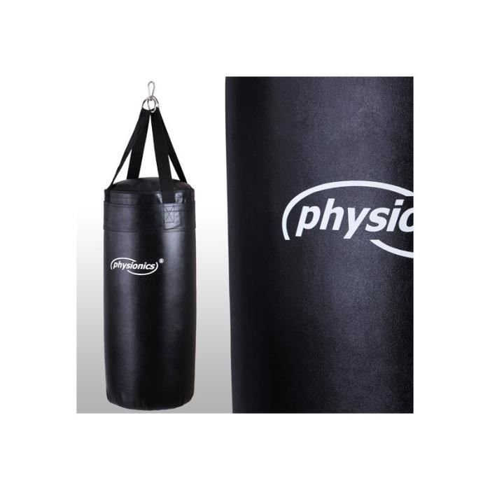 sac de frappe boxe avec accessoires sport fitness. Black Bedroom Furniture Sets. Home Design Ideas