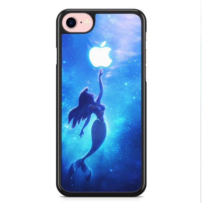 Coque iPhone 6 et iPhone 6S Ariel La Petite Sirene