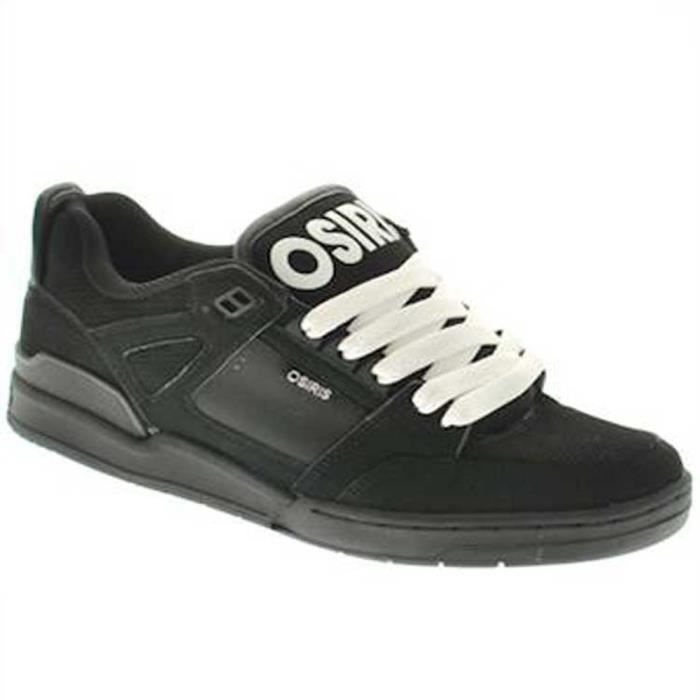 Sample OSIRIS DEVISE Charcoal Black EU42 9US