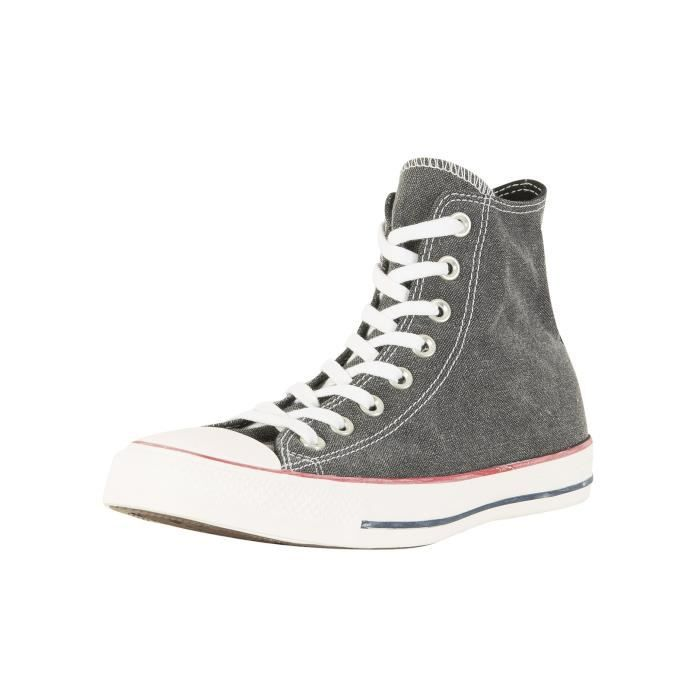 Converse Homme Baskets CT All Star Hi, Noir