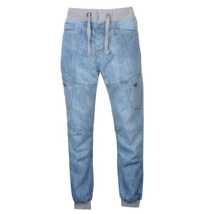 No Fear Enfants Jog Jeans Junior Pantalon Pantalon Pantalon jean 2 poches