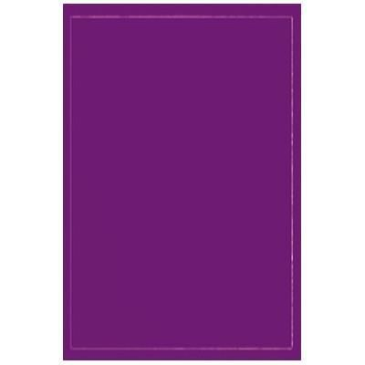 Rouleau de 12 sets de table mydrap violet achat vente for Set de table violet