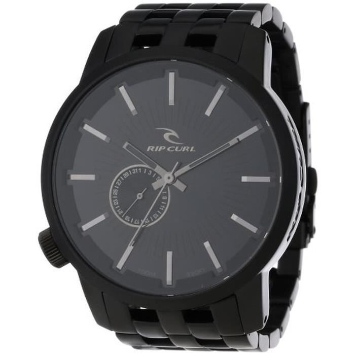 rip curl a2221 mmt montre homme analogique br achat vente montre homme adulte acier. Black Bedroom Furniture Sets. Home Design Ideas
