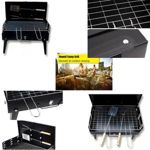 barbecue camping achat vente barbecue camping pas cher cdiscount. Black Bedroom Furniture Sets. Home Design Ideas