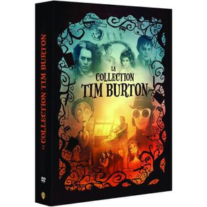 DVD FILM DVD Coffret La Collection Tim Burton - Charlie et