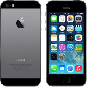 SMARTPHONE RECOND. Apple iPhone 5s 16Go Gris sidéral reconditionné en