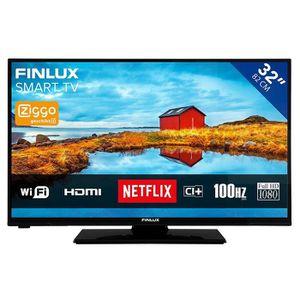 Téléviseur LED Finlux FL3226SF - Téléviseur 32 Pouces (81 cm) | F