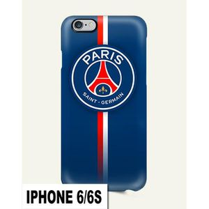 coque psg iphone 6
