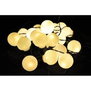 Guirlande lumineuse ext rieure achat vente guirlande for Guirlande lumineuse exterieure blanche