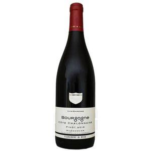 VIN ROUGE Bourgogne Côte Chalonnaise, Pinot Noir, Vignerons