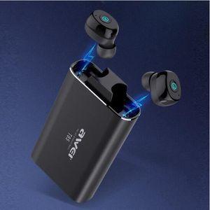 CASQUE - ÉCOUTEURS Awei TWS Écouteurs Sans Fil (Bluetooth V5.0, 1800