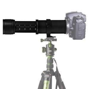 OBJECTIF 420-800mm F / 8.3-16 Super téléobjectif zoom manue