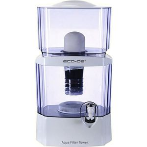 MACHINE À SODA PURIFICATEUR EAU  24 L+ FONTAINE A EAU  ECO-DE