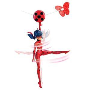 FIGURINE - PERSONNAGE Bandai MIRACULOUS 39733 - Figurine à fonction 19cm