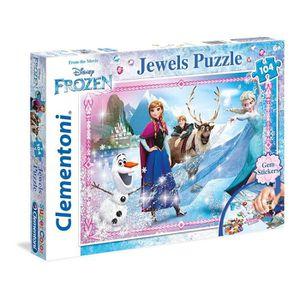 PUZZLE LA REINE DES NEIGES Puzzle Bijoux 104 Pièces