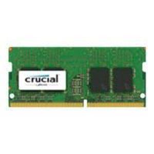 MÉMOIRE RAM CRUCIAL - Mémoire PC - SODIMM 8Go DDR4-2400