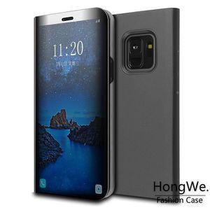 HOUSSE - ÉTUI Coque Etui Housse pour Samsung Galaxy S9 Etui à Ra