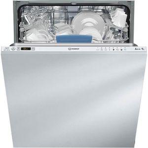 LAVE-VAISSELLE Lave vaisselle tout integrable 60 cm INDESIT DIFP