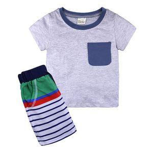 Marc O /'Polo T-shirt Taille 122 ou 128 neuf été 2018-30/%