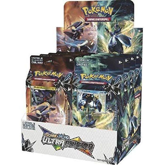 Pokémon 45033 - COMMUTATEUR KVM - Company International PKM SM05 Ultra Prisme sujets Cartes à Collectionner