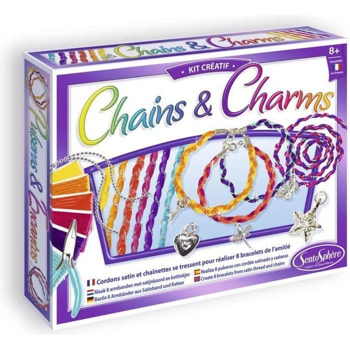 SENTOSPHERE Chain Et Charms