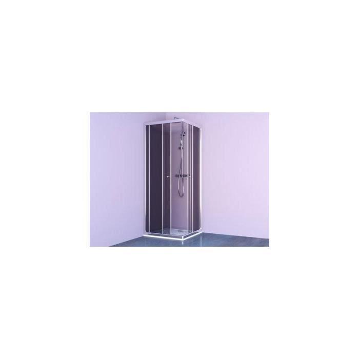 PAROI ACCES ANGLE NERINA 90X90 CREAZUR PC-PAATR6-90SWV