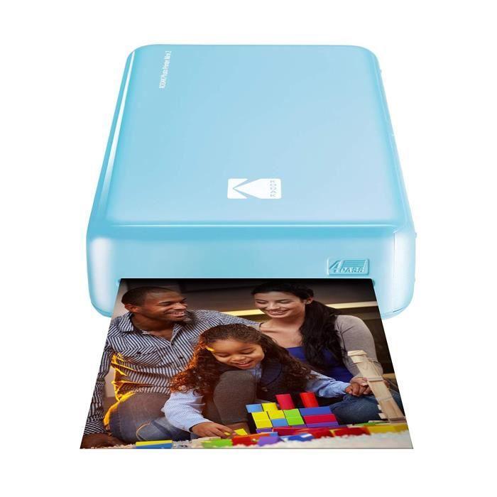 Kodak photo printer 2, imprimez vos photos partout Bleu