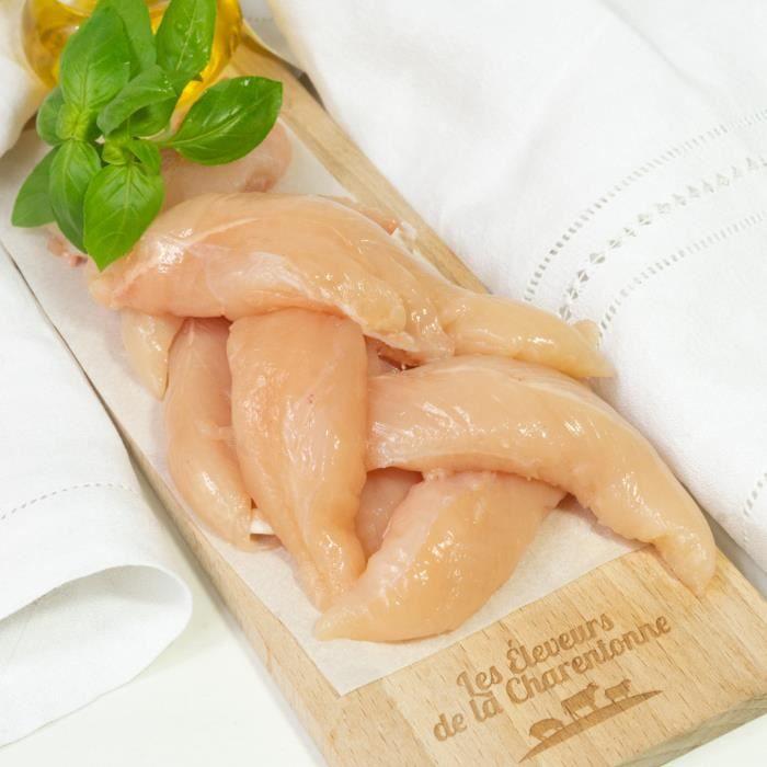 Aiguillettes de poulet - 2x270g - Normandie