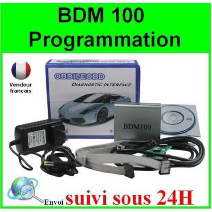 BDM 100 - Interface de programmation pour véhicules Automobiles