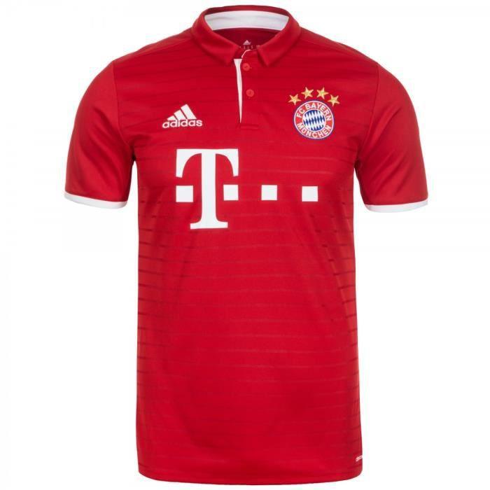 Maillot de football adidas Performance FC Bayern Munich Domicile Replica - AI0049