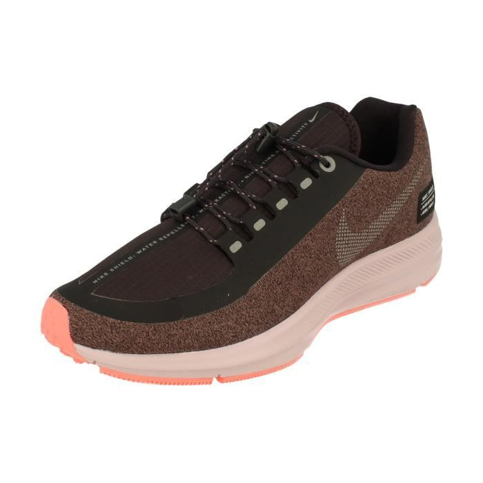 Nike Femme Zoom Winlflo 5 Shield Running Trainers Ao1573 Sneakers Chaussures 200