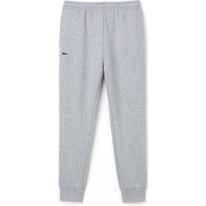 Lacoste XH9507 Hommes Pantalon tennis gris