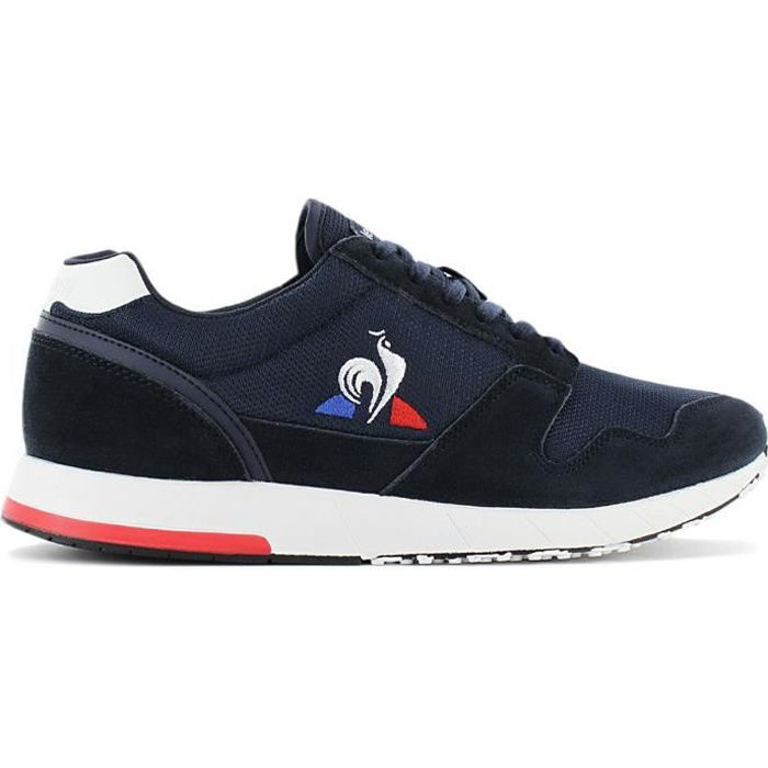 Le Coq Sportif Jazy Classic - Hommes Sneakers Baskets Chaussures de sport Navy-Bleu 2010141