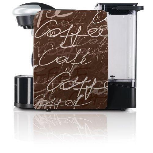 Tassimo Designfolie - EPICERIE - CAPSULES - Décoration en aluminium Café pour TAS 40/42/65/85