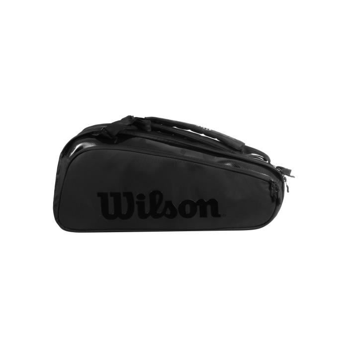 Thermo-Bag WILSON SUPER TOUR 9PK PRO STAFF 2020 Noir